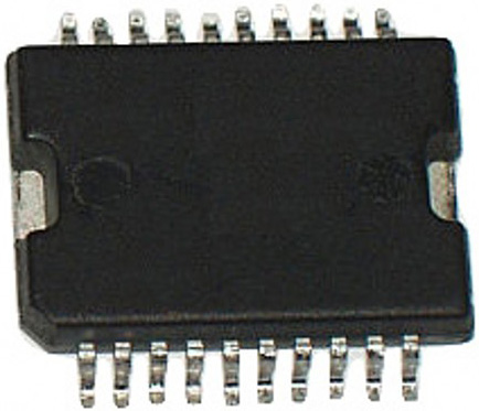 Микросхема ATTINY2313A-SU SMD, SO20-300 ATMEL