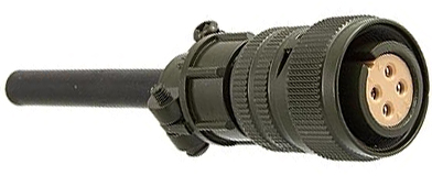 H105b Гнездо XM16-7pin*1mm cable socket на кабель