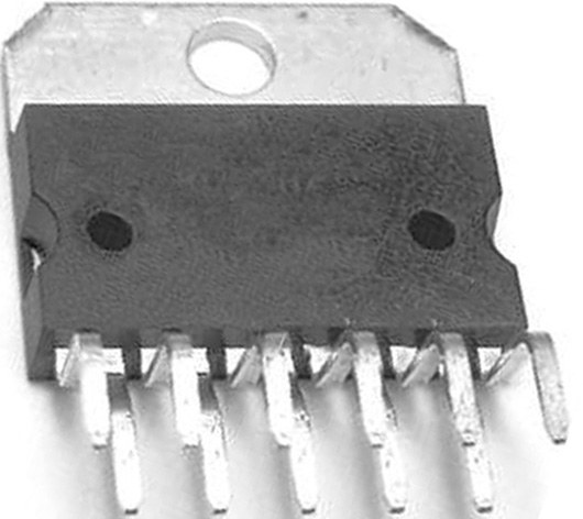 Микросхема TDA8174 DBS-11 VERTICAL DEFLECTION CIRCUIT