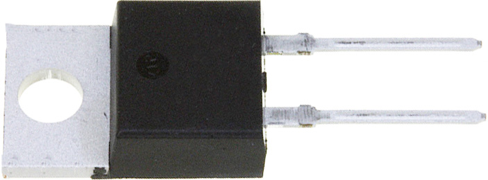 Диод MUR1520 200v 15A TO-220-2 Ultrafast Diodes