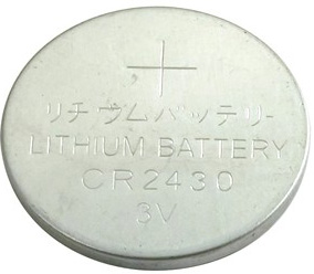 Элемент пит. литиевый CR2430 LITHIUM BATTERY 3v
