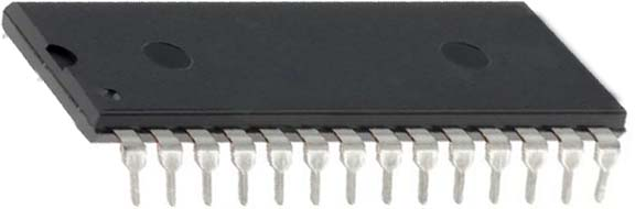 Микросхема TDA8305  dip28 Small signal combination IC for colour TV