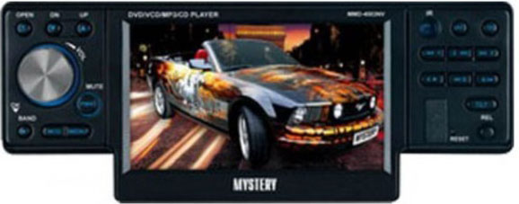 Авто DVD/CD/MP3 MYSTERY MMD-4003NV с навигатором