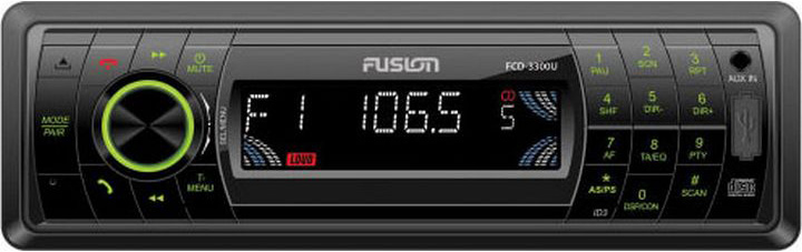 Авто CD/MP3 FUSION FCD-3300U