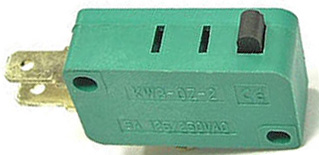 KP16 Микропереключатель MSW-01B on-off (16A/250VAC) 2 pin